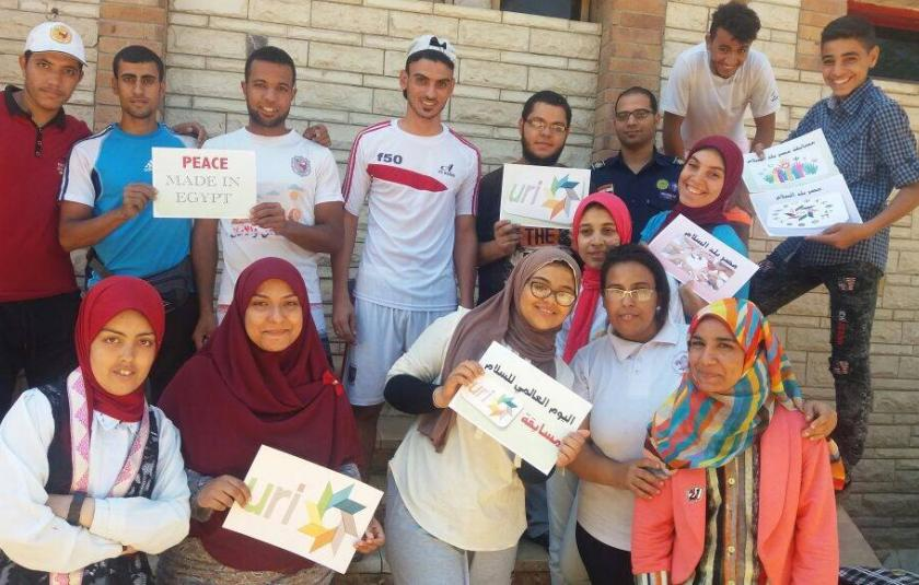 Slideshow: Sohag Community Development (SCDA) CC celebrates IDP2017