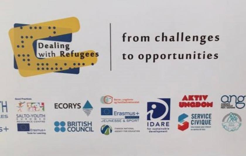 Dealing with Refugees: From Challenges to Opportunities