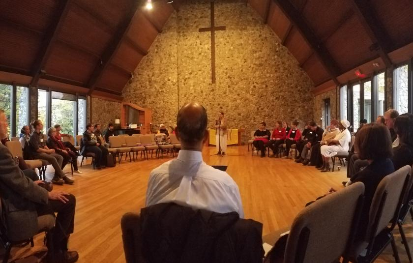 Salish Sea Bioregional Gathering - chapel