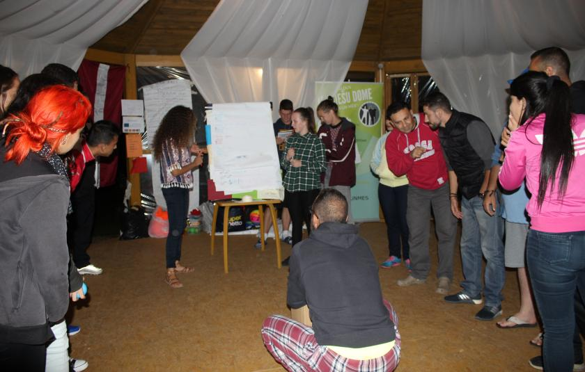 Slideshow: Quested Peace Youth Exchange