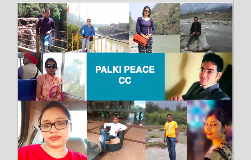 Palki Peace CC members