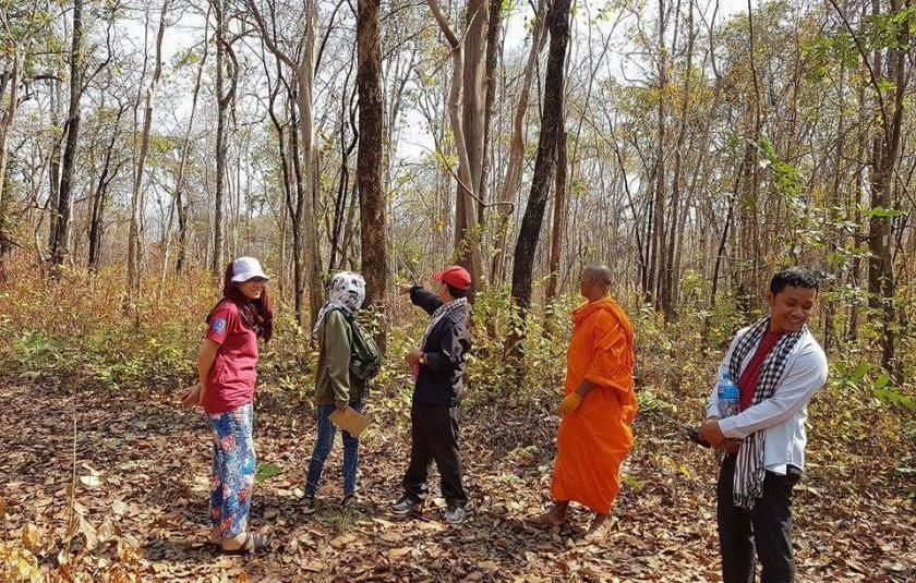Interfaith Peace Building on Natural Resources Management CC in Cambodia celebrates WIHW 2018