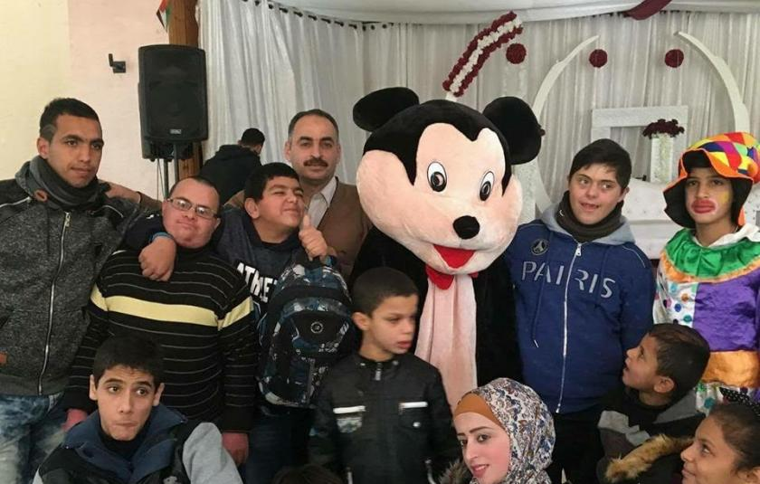 Slideshow: Hope for Palestinian Children WIHW 2018