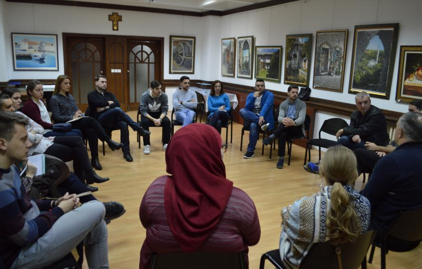 Youth For Peace - Building Peace in a Postwar Society