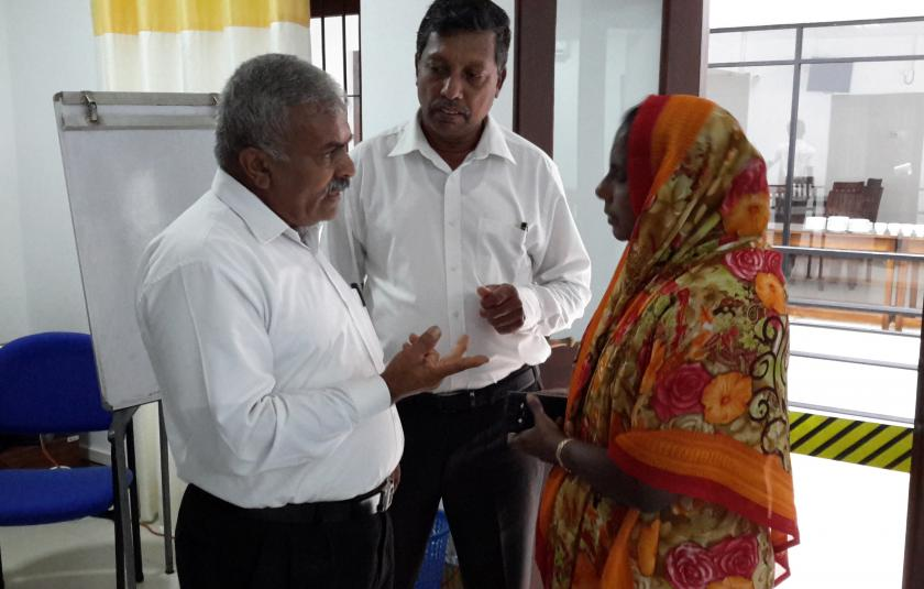 Peacebuilding in Sri Lanka