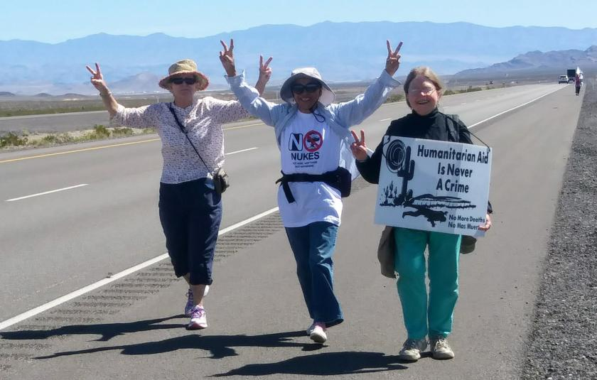 Voices CC - 2018 Annual Sacred Peace Walk