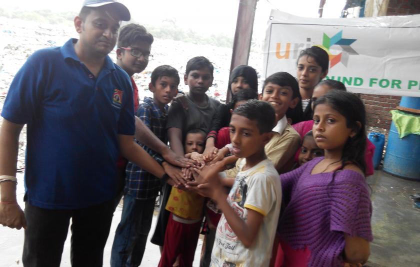 Bringing Medical Help to Mumbai Slum Area