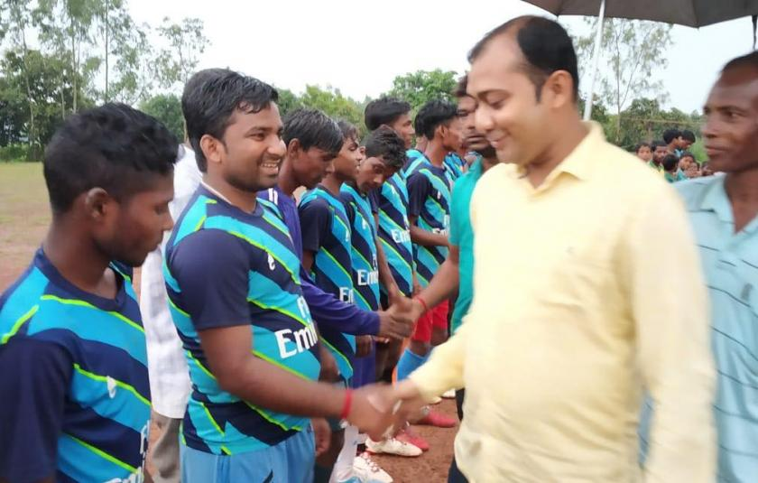 Janmashtami Football Tournament for Peace