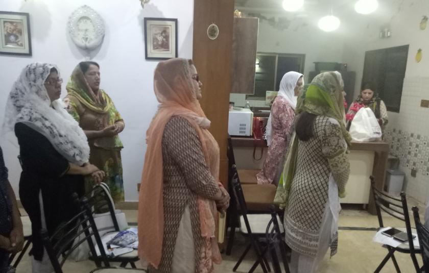 URI Women Wing Pakistan Celebrates International Day of Peace