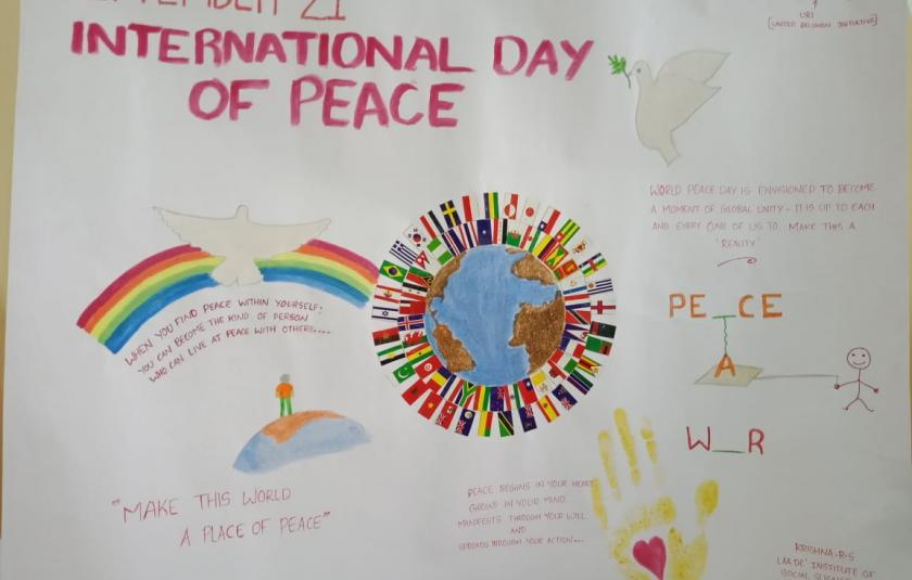 Slideshow: Zero Limits CC celebrates Peace Day 2018