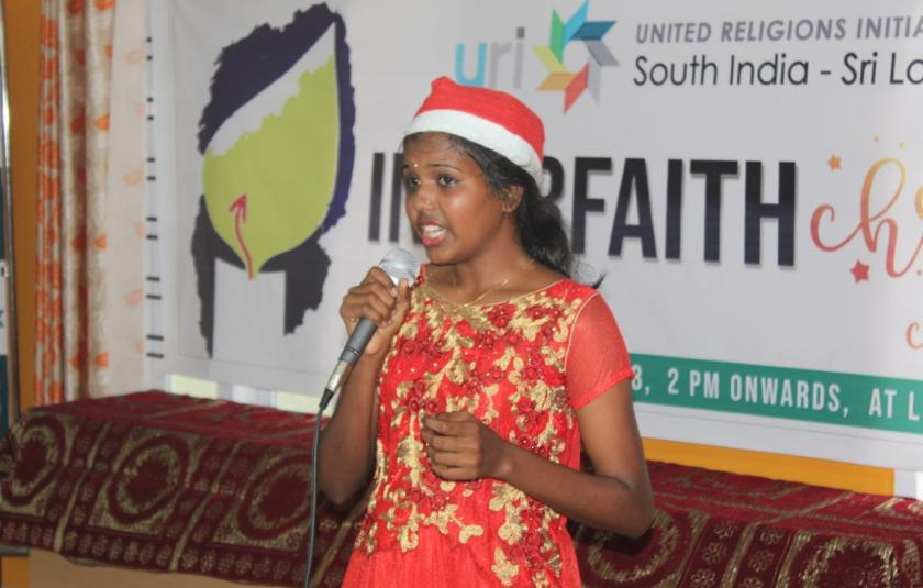 Zero Limits Interfaith Christmas 2018