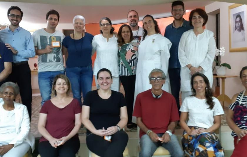 Slideshow: Grupo Inter-Religioso de Sào Paulo CC and Fé-minina CC celebrate WIHW 2019