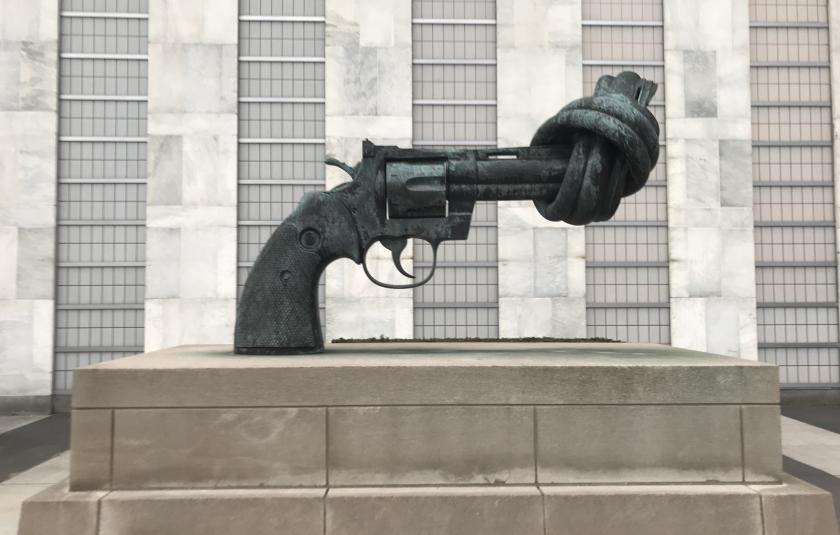 art at the UN