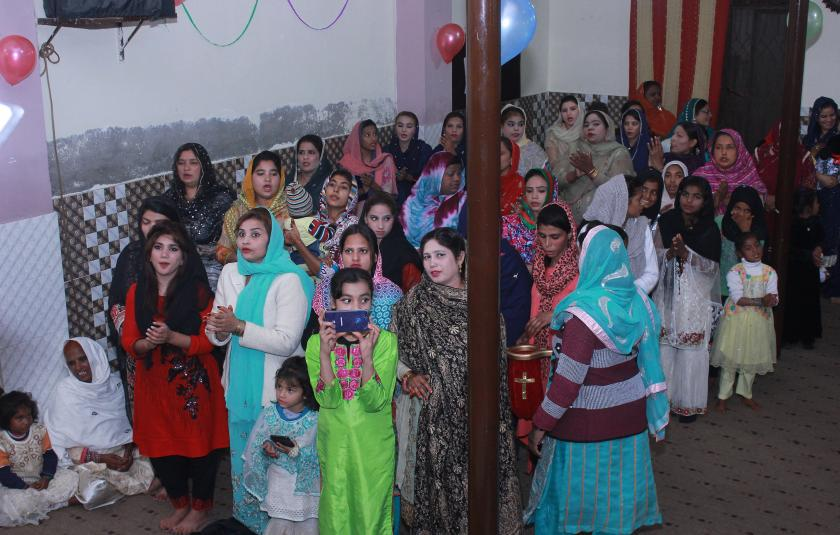 Slideshow: Bright Future Pakistan Celebrates Womens Day 2019