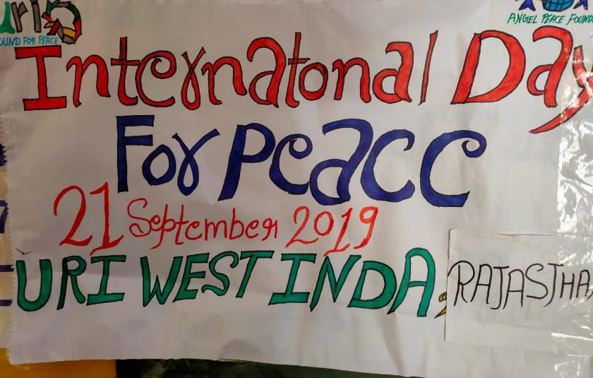 Slideshow: Angel Peace Foundation celebrates Peace Day 2019