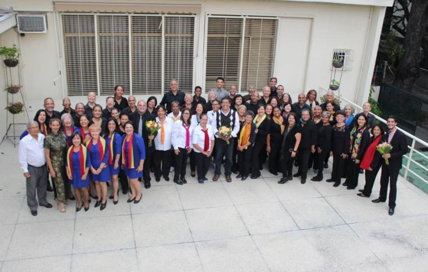 Choral Groups Deliver Music, Culture, and Community in Venezuela
