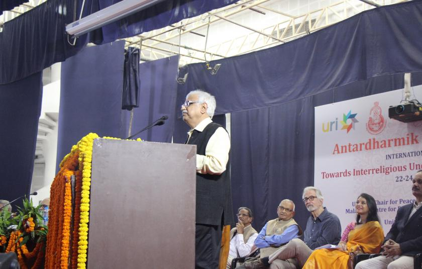 Photos and Reflections From the 9th URI India National Assembly