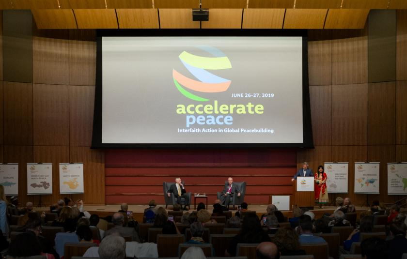 Accelerate Peace Slide 4