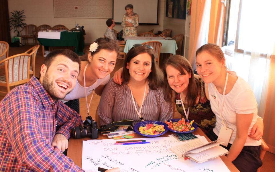 Europe - friendship and collaboration