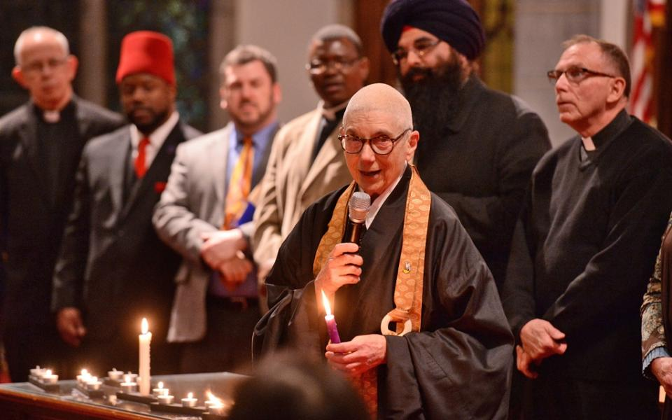 North America: interfaith celebration