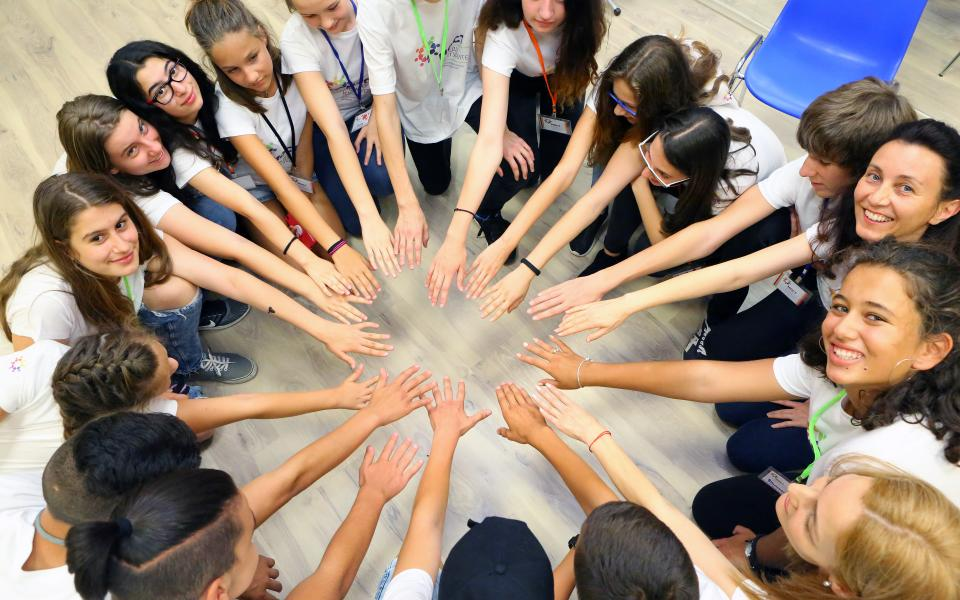 Youth for Peace CC's summer school in Bosnia and Herzegovina