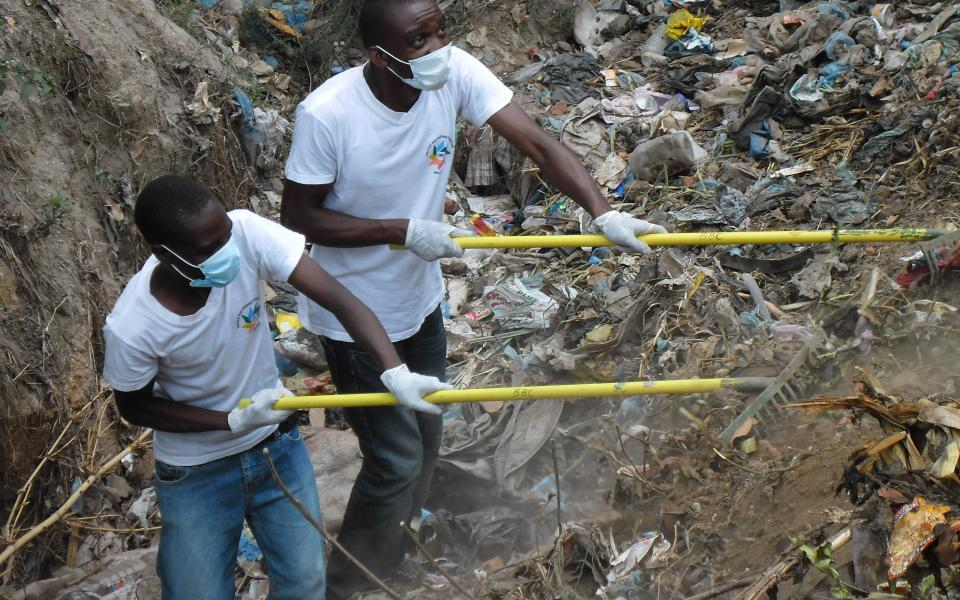 Blantyre CC cleans up Malawi township