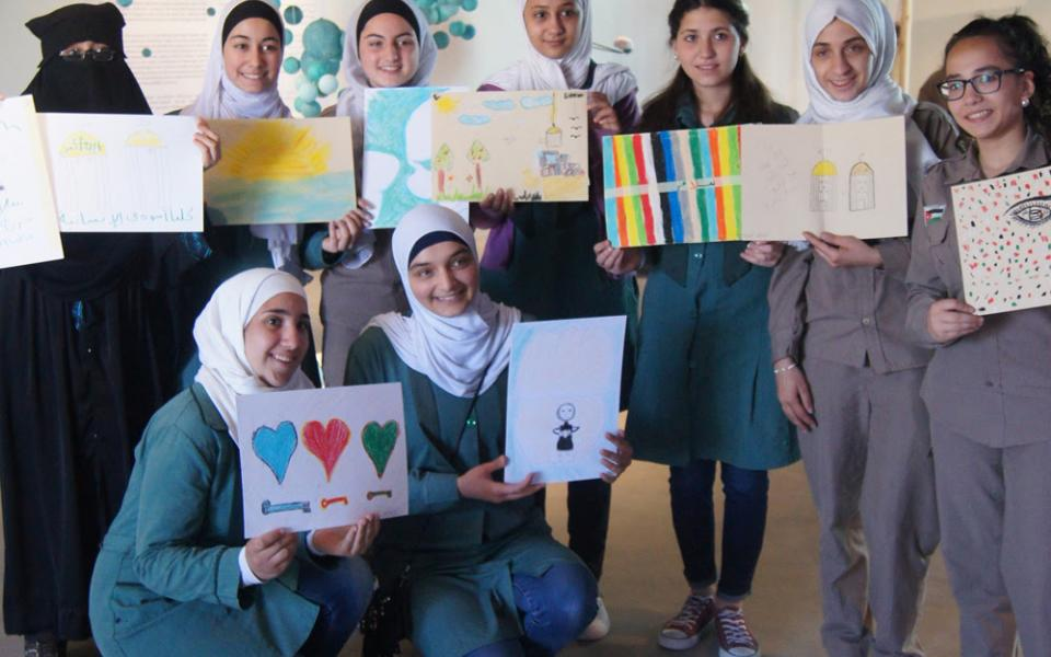 CARAVAN partnered with The Ahliyyah School for Girls.jpg