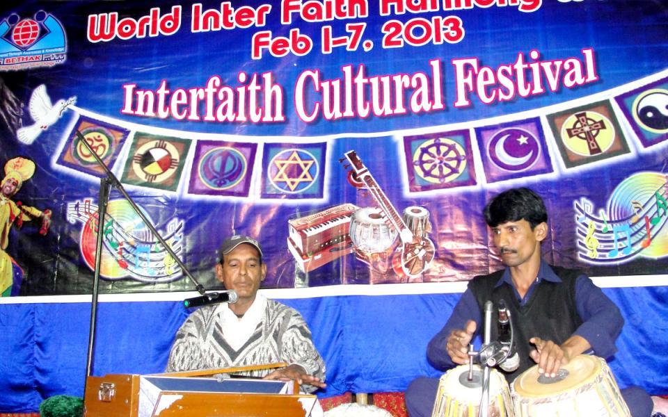 World Interfaith Harmony Week Celebrated in Pakistan