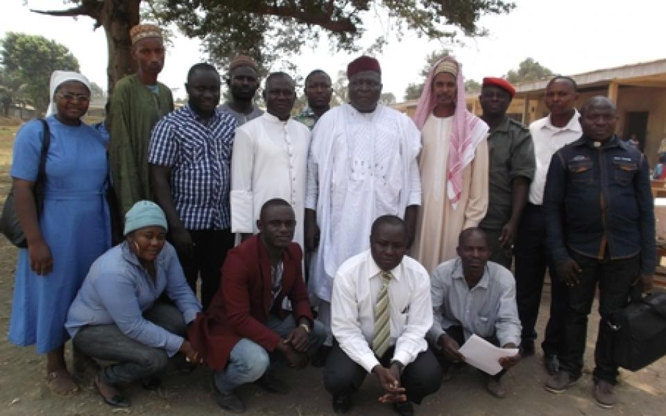2016 UN World Interfaith Harmony Week in Santchou, Cameroon