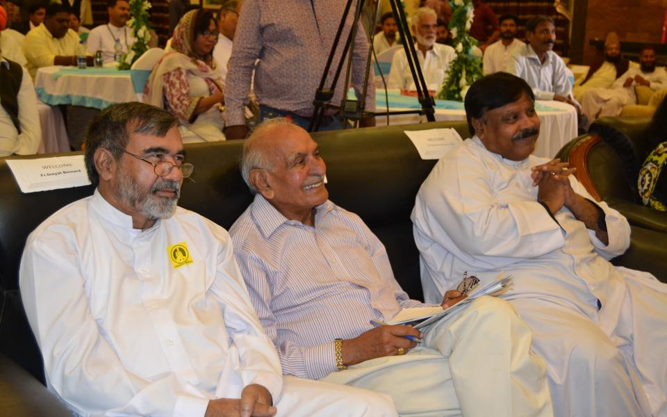 Grand Celebration of the International Day of Peace in Lahore, Pakistan