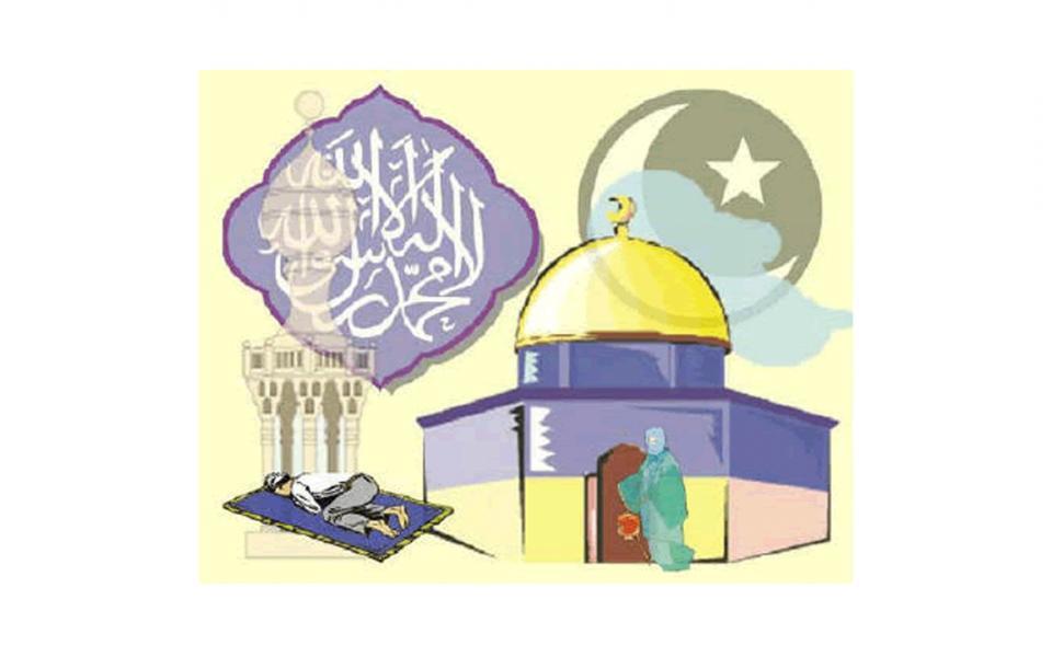 Islam: Imagery   URI