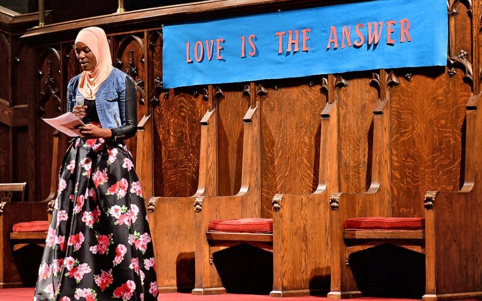 "InterFaith Works and Women Transcending Boundaries host ""Love is the Answer"""