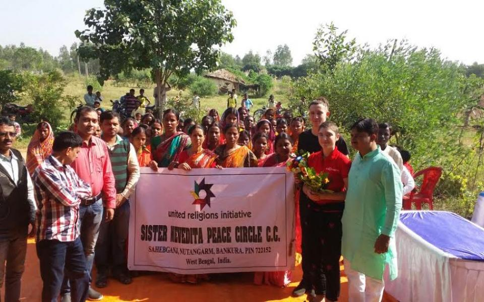 Sister Nevedita Peace Circle creates economic opportunity with bountiful mango gardens