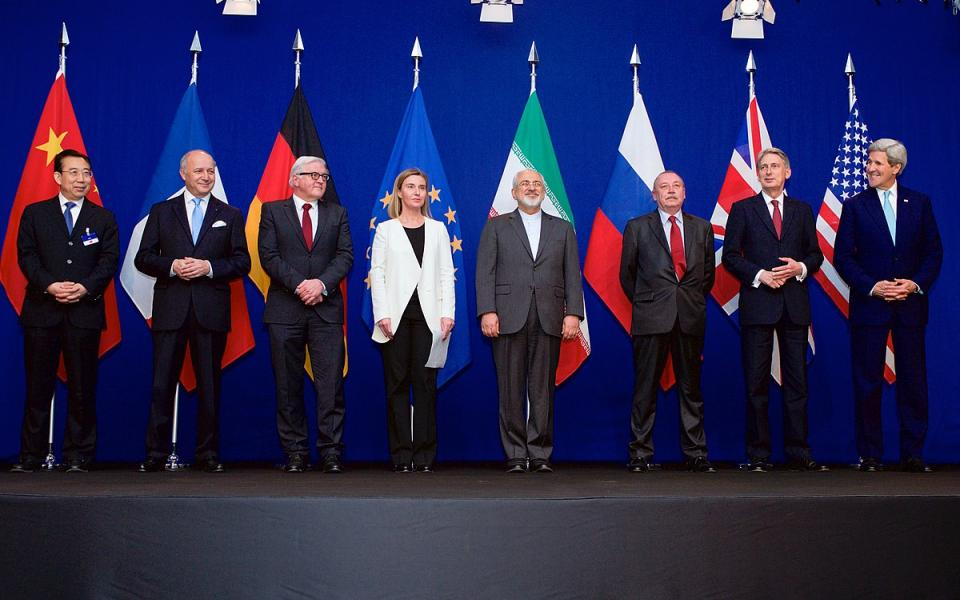 wikicommons - no atr needed - Iran nuclear deal