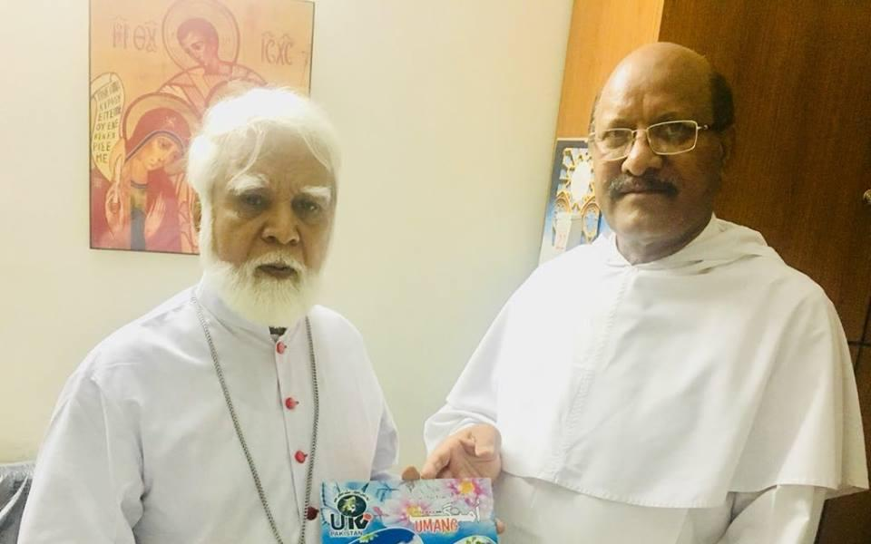 Father James Channan Interviews His Eminence Cardinal Joseph Coutts