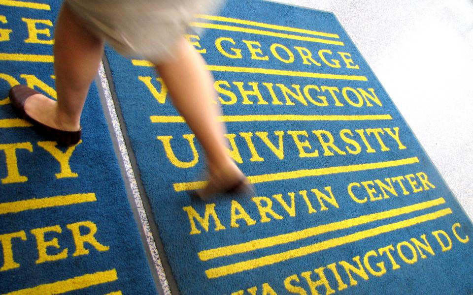George Washington University Marvin Center