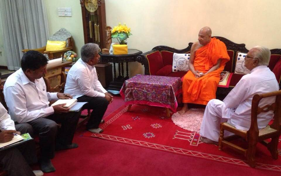 URI Cooperation Circle Steps in to Address Religiously Motivated Violence In Sri Lanka
