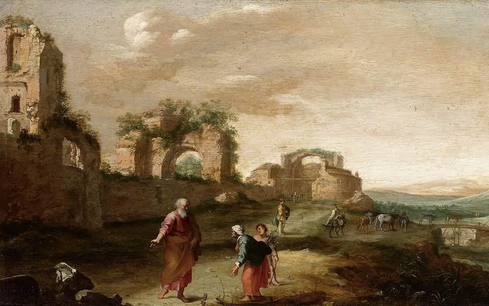 Bartholomeus_Breenbergh_-_Elijah_and_the_Widow_of_Zarephath_-_WGA3154.jpg