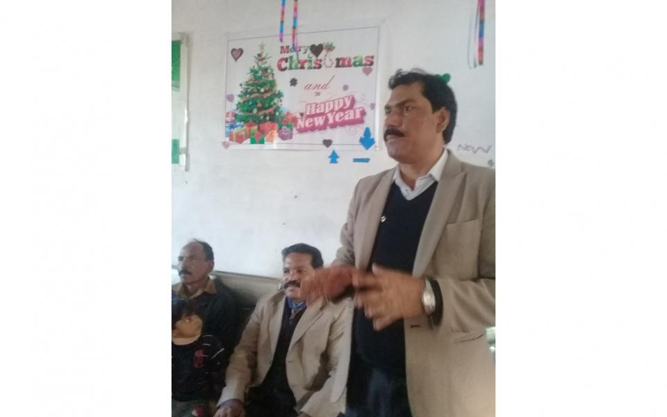 COPE Pakistan Christmas 2017