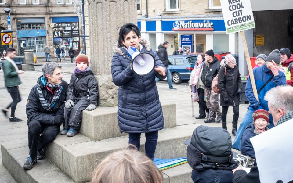 URI Global Chair Calls for the Declaration of a Climate Emergency in Kirklees, UK