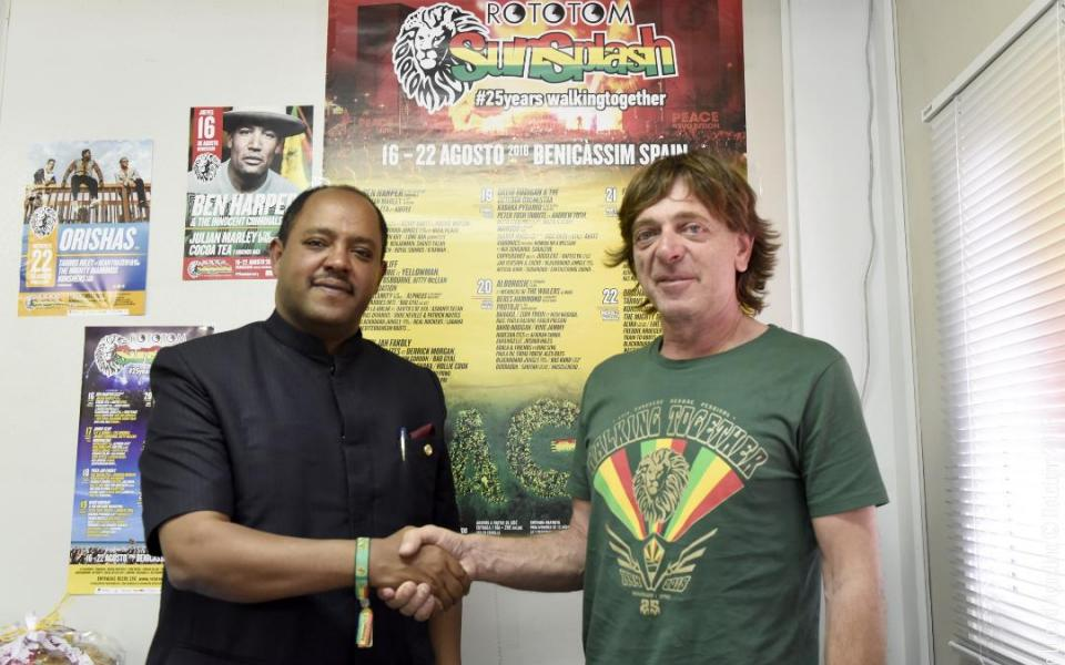 URI, Unity Earth & ROTOTOM to Foster Partnership Promoting Peace Through Music