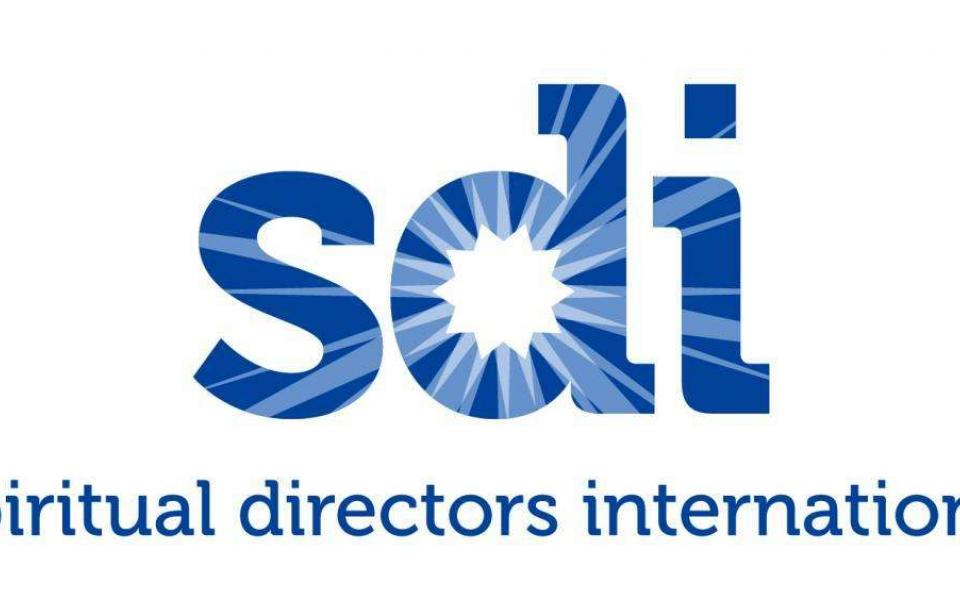 A logo of Spiritual Directors International.