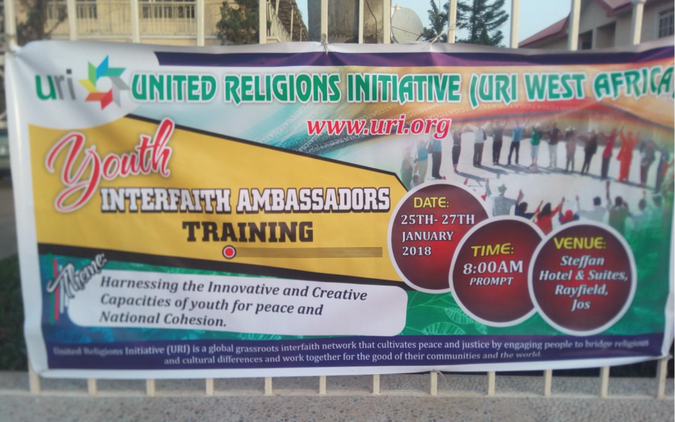 URI West Africa Trains Youth Interfaith Ambassadors