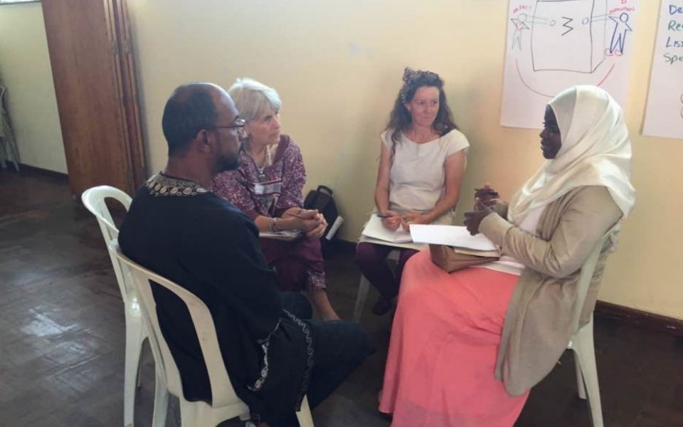 South Africa Compassionate Listening Workshop