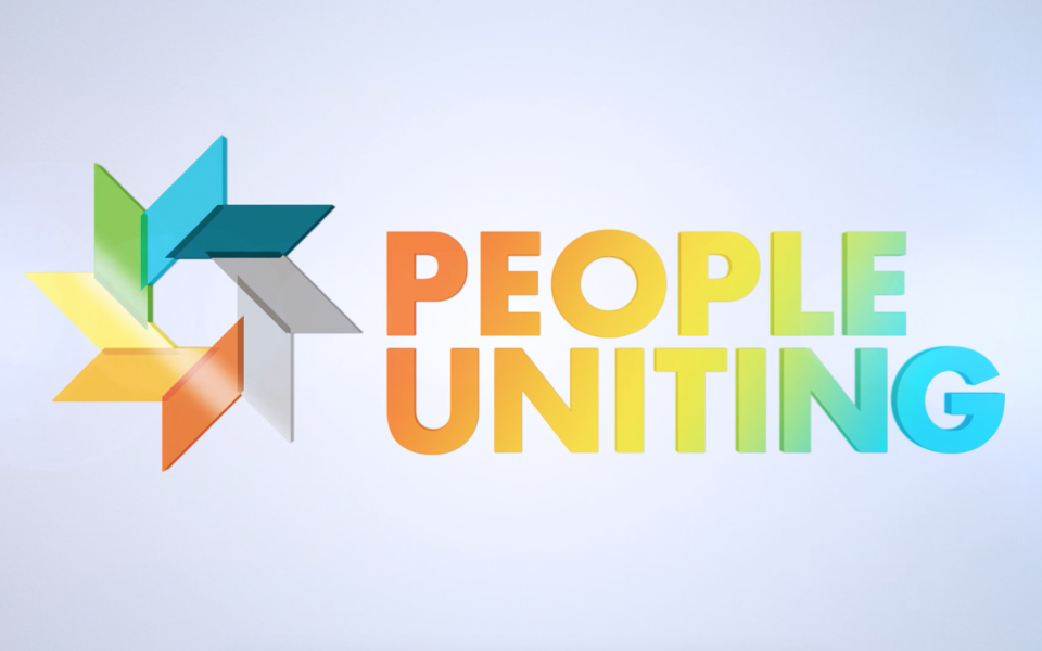 People Uniting Campaign Logo