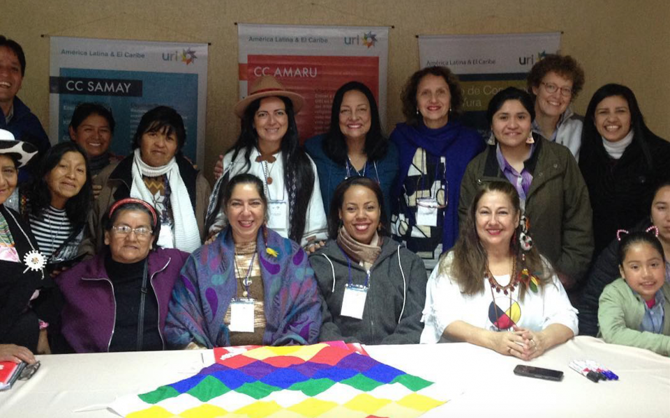 The Weekly Shot: Indigenous Women's Gathering