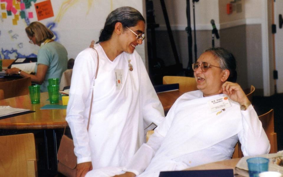 Every Voice – Sister Chandru Desai and the Brahma Kumaris