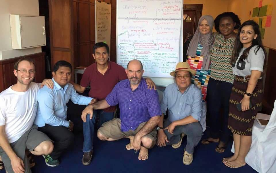The Weekly Shot: URI Southeast Asia and the Pacific Leadership Team