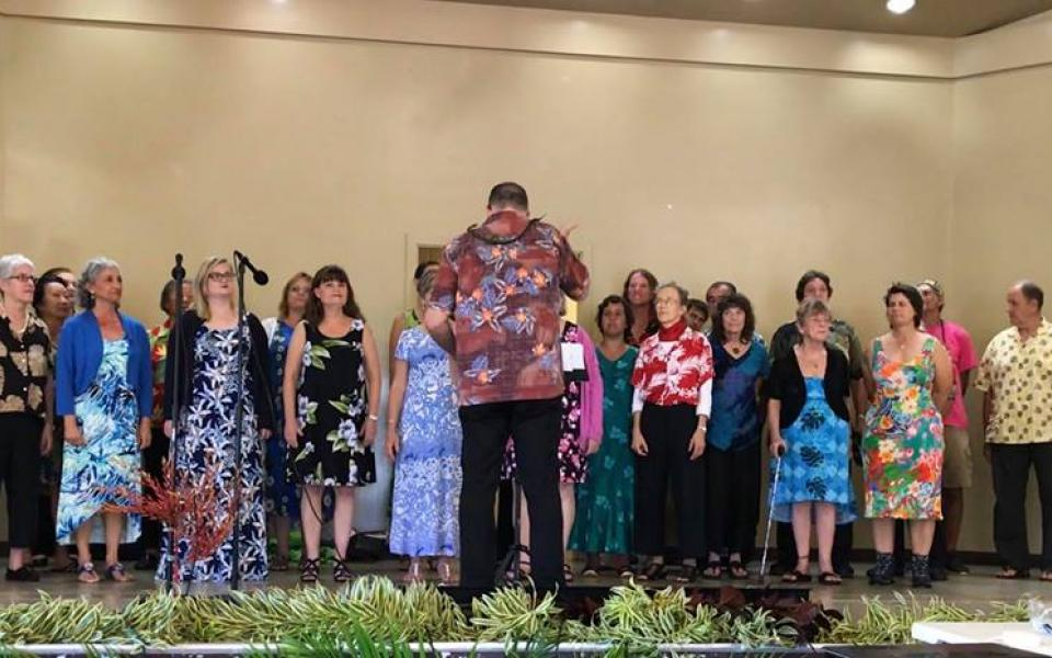 Interfaith Roundtable of Kaua'i  commemorated Martin Luther King Day with a celebration of cultural diversity.