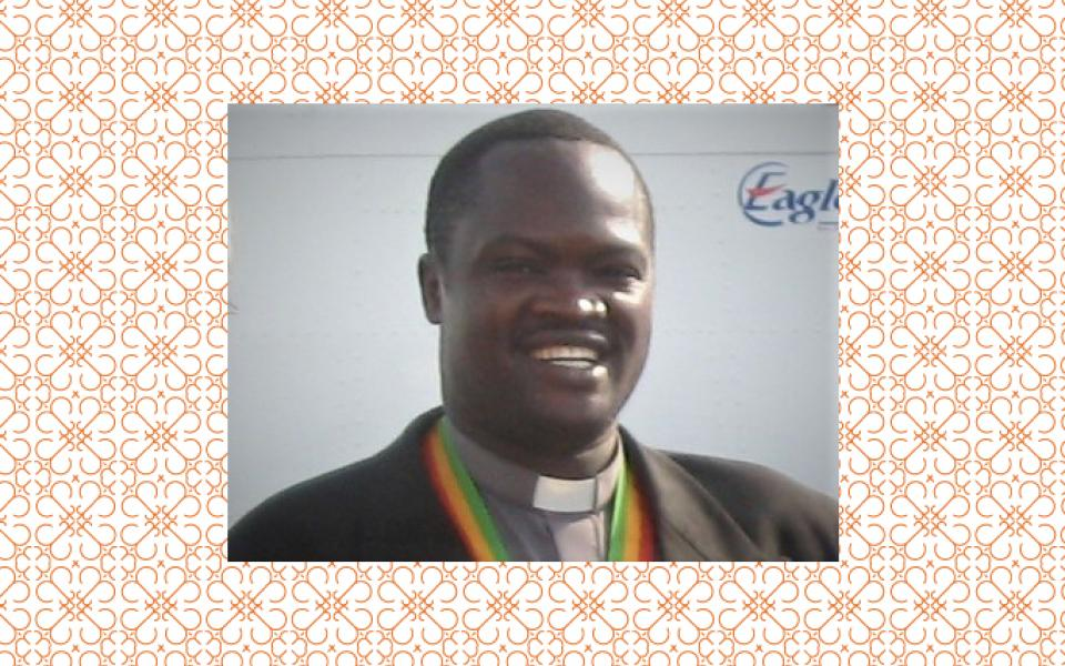 Every Voice – The Reverend Patrick Lumumba